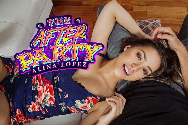 The After Party feat. Alina Lopez - VR Porn Video