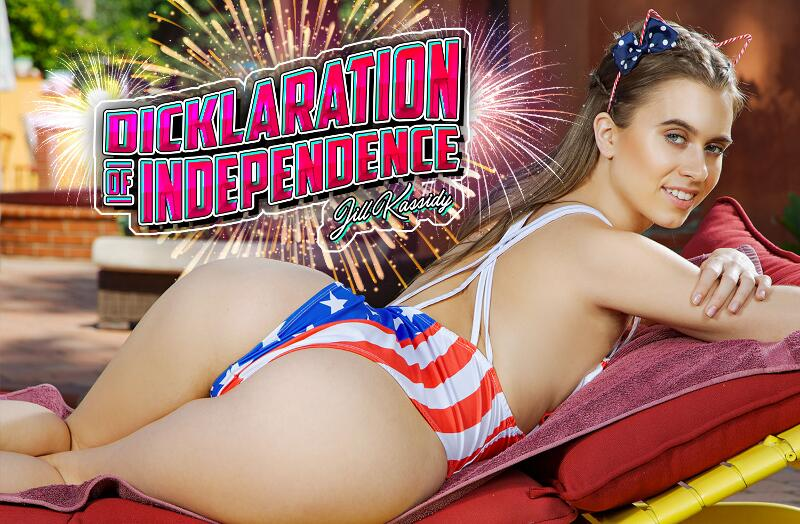 Dicklaration of Independence feat. Jill Kassidy - VR Porn Video