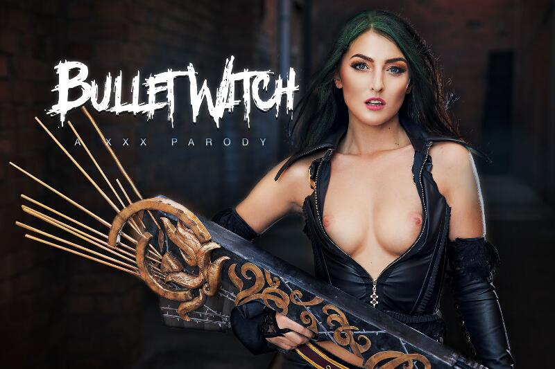 Bullet Witch A XXX Parody feat. Katy Rose - VR Porn Video