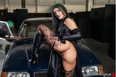 Bullet Witch A XXX Parody - Katy Rose - VR Porn - Image 1