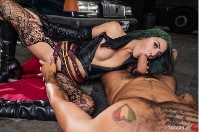 Bullet Witch A XXX Parody - Katy Rose - VR Porn - Image 8