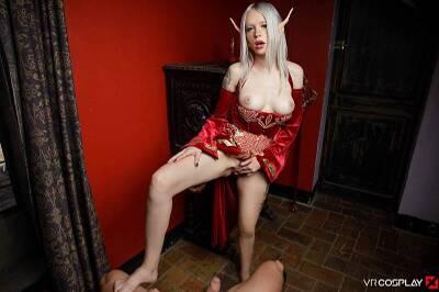 World of Warcraft A XXX Parody - Arteya Dee - VR Porn - Image 10