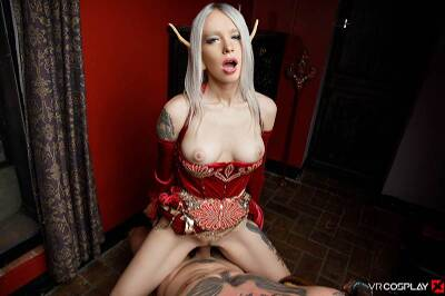 World of Warcraft A XXX Parody - Arteya Dee - VR Porn - Image 11