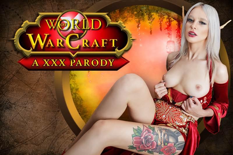 World of Warcraft A XXX Parody feat. Arteya Dee - VR Porn Video