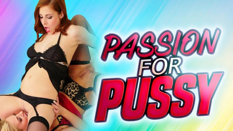Passion For Pussy feat. Antonia Sainz, Nathaly Cherie - VR Porn Video