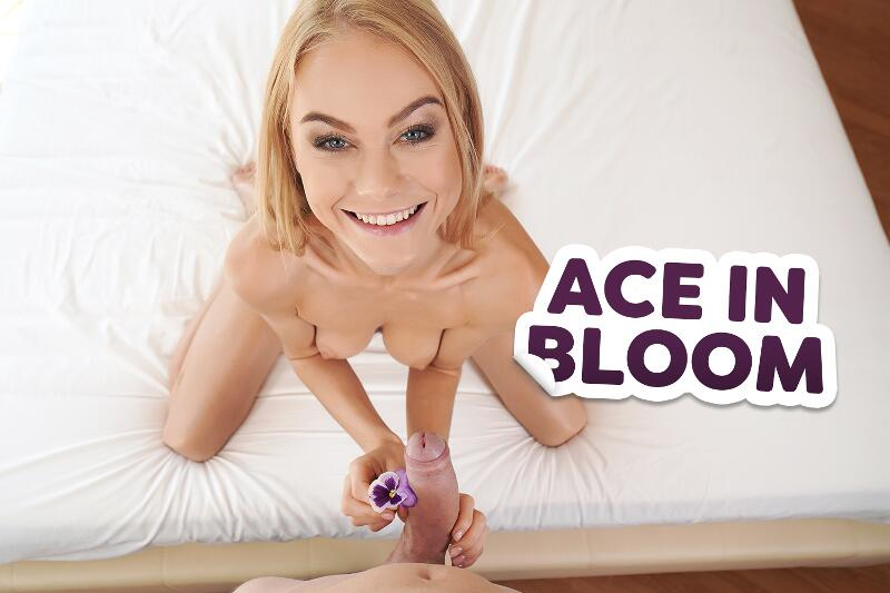Ace in Bloom feat. Nancy Ace - VR Porn Video
