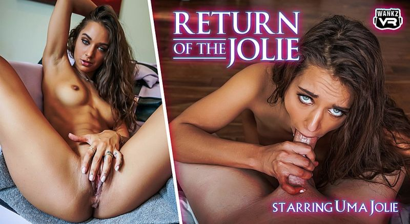 Return of the Jolie feat. Uma Jolie - VR Porn Video
