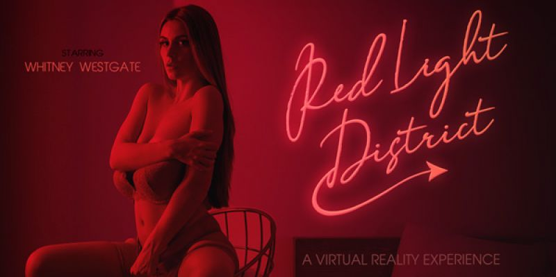 Red Light District feat. Whitney Westgate - VR Porn Video