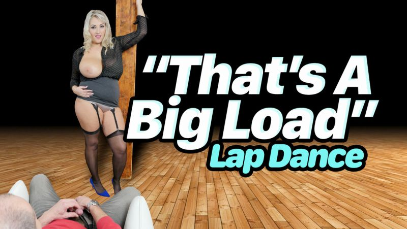 That's A Big Load Lap Dance feat. Krystal Swift - VR Porn Video