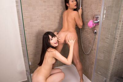 Two for One Sushi - Mai Honda, Pussy Kat - VR Porn - Image 1