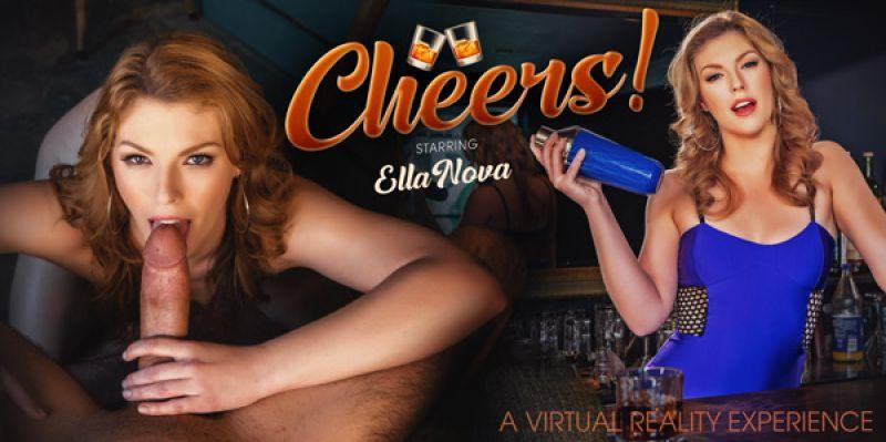 Cheers! feat. Ella Nova - VR Porn Video