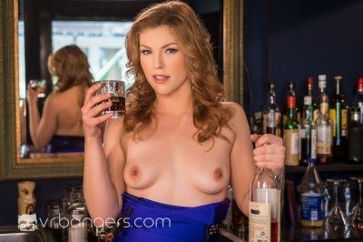 Cheers! - Ella Nova - VR Porn - Image 1