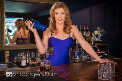 Cheers! - Ella Nova - VR Porn - Image 2