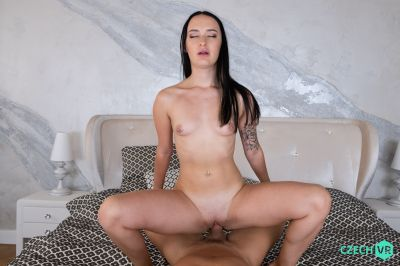 From VR to Sex - Sasha Sparrow - VR Porn - Image 21
