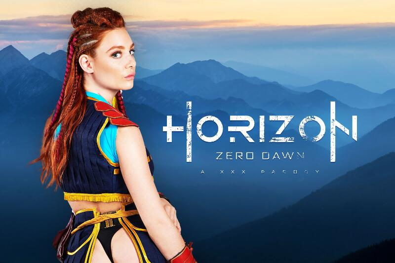 Horizon Zero Dawn A XXX Parody feat. Lacy Lennon - VR Porn Video