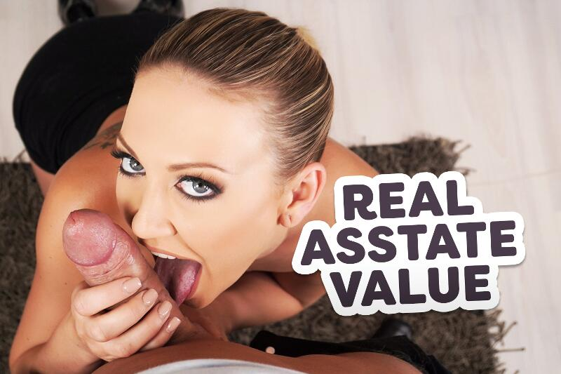 Real Asstate Value feat. Adira Allure - VR Porn Video