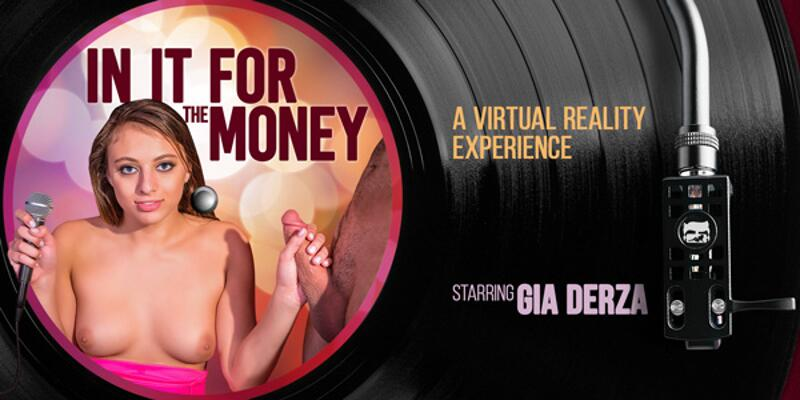 In It For The Money feat. Gia Derza - VR Porn Video