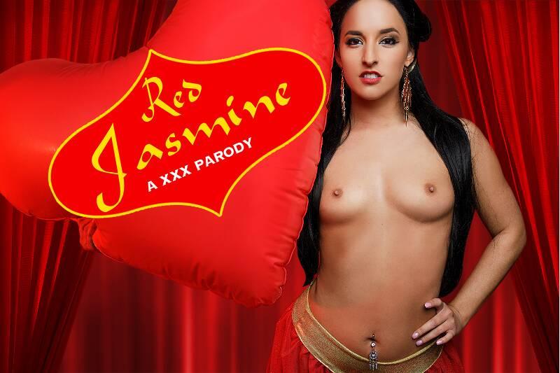 Red Jasmine A XXX Parody feat. Amirah Adara - VR Porn Video