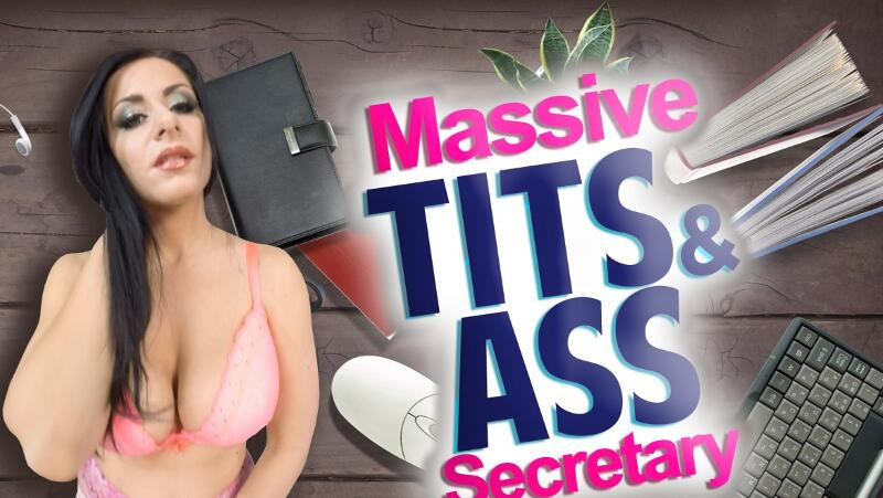 Massive Tits and Ass feat. Alex Black - VR Porn Video