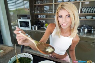 Dinner For You - Missy Luv - VR Porn - Image 1