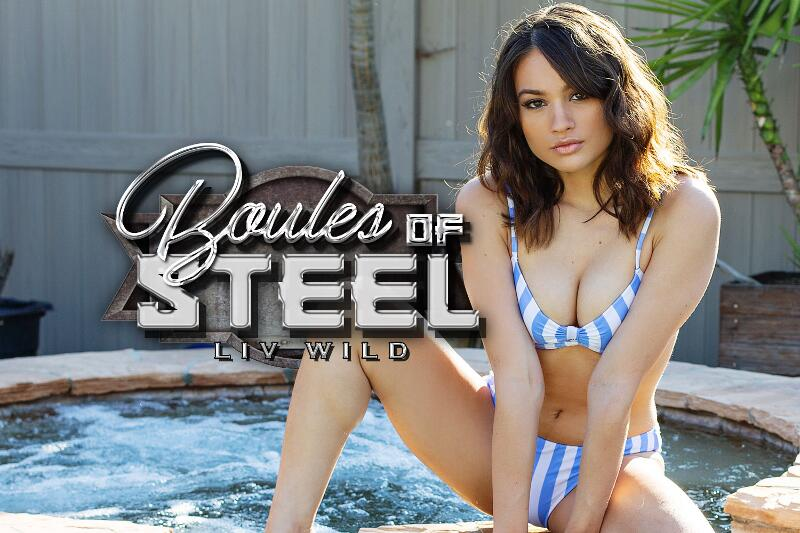 Boules of Steel feat. Liv Wild - VR Porn Video