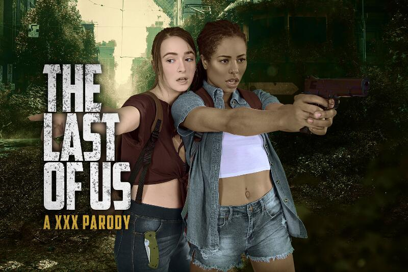 The Last of Us A XXX Parody feat. Hazel Moore, Kira Noir - VR Porn Video