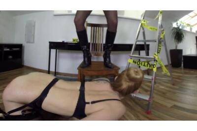 Slave - Mandy Paradise, Victoria Puppy - VR Porn - Image 7