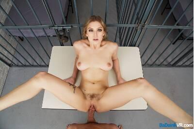 Hard Time - Giselle Palmer - VR Porn - Image 6