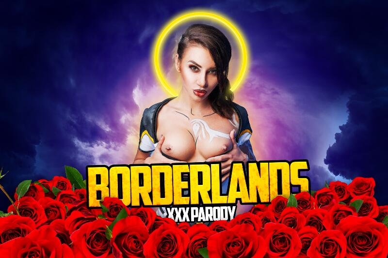 Borderlands: Angel A XXX Parody feat. Katrin Tequila - VR Porn Video