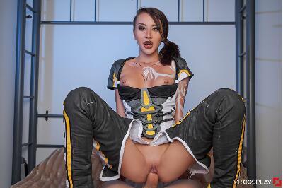 Borderlands: Angel A XXX Parody - Katrin Tequila - VR Porn - Image 6