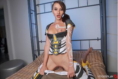 Borderlands: Angel A XXX Parody - Katrin Tequila - VR Porn - Image 7