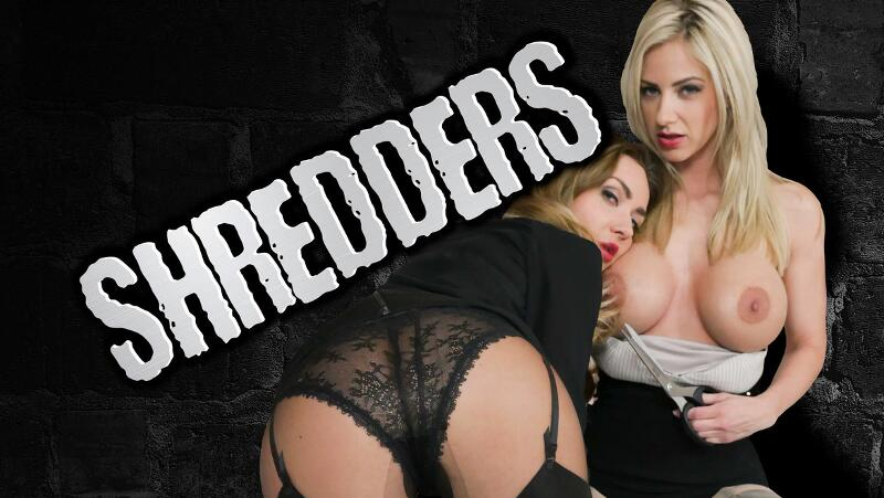 Shredders feat. Nathaly Cherie, Victoria Puppy - VR Porn Video