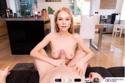 Sunday Breakfast Remake - Nancy Ace - VR Porn - Image 6
