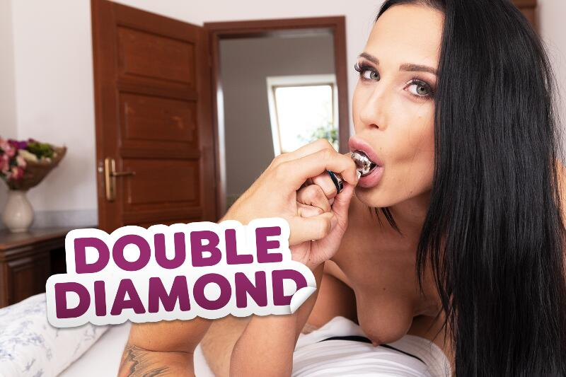 Double Diamond feat. Nicole Love - VR Porn Video