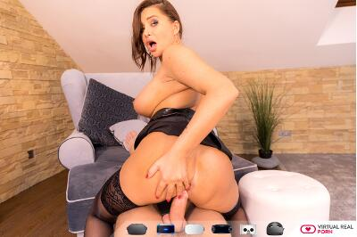 French Class Remake - Anna Polina - VR Porn - Image 4