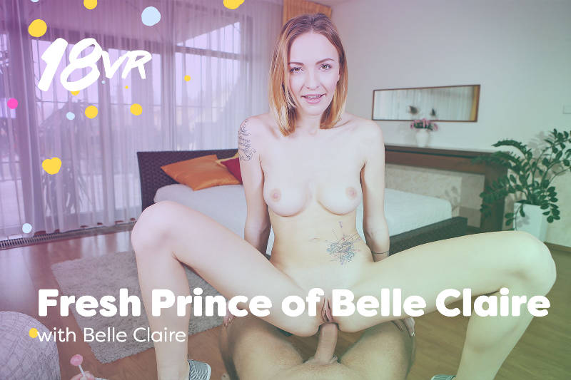 Fresh Prince of Belle Claire feat. Belle Claire - VR Porn Video