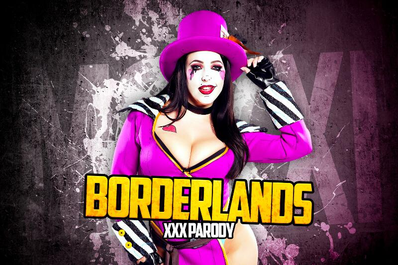 Borderlands: Mad Moxxi A XXX Parody feat. Angela White - VR Porn Video