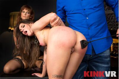 King of the Castle - Kacie Castle, Syren De Mer - VR Porn - Image 3