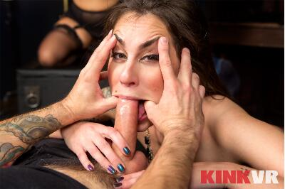 King of the Castle - Kacie Castle, Syren De Mer - VR Porn - Image 6