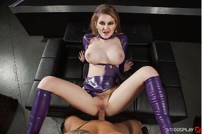 Stripperella A XXX Parody - Bunny Colby - VR Porn - Image 14