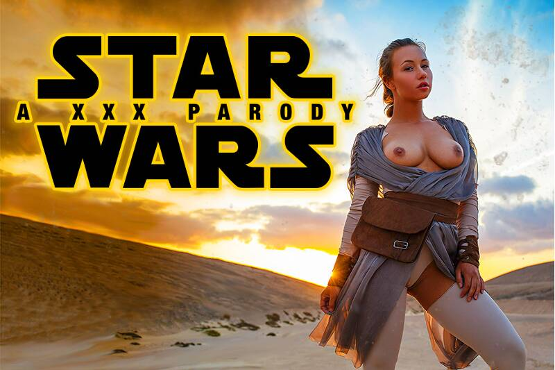 Star Wars A XXX Parody feat. Taylor Sands - VR Porn Video