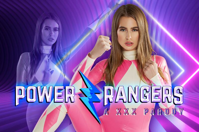 Power Rangers A XXX Parody feat. Jill Kassidy - VR Porn Video