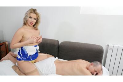 Rub and Tug - Nikky Dream, George Uhl - VR Porn - Image 10