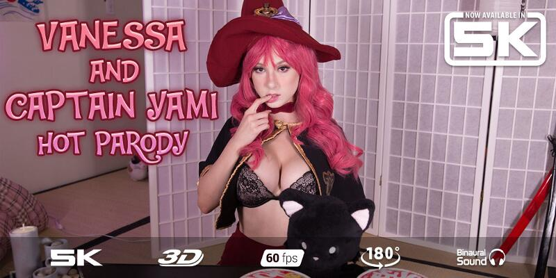 Black Clover XXX Parody feat. Skylar Vox - VR Porn Video
