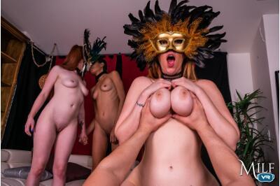 Eyes Wide Slut - Lauren Phillips - VR Porn - Image 12