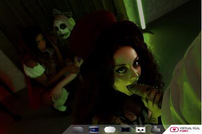 Dolls Kill - Alessa Savage, Kiki Minaj, Lovita Fate - VR Porn - Image 1