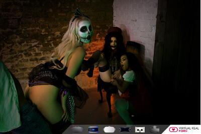 Dolls Kill - Alessa Savage, Kiki Minaj, Lovita Fate - VR Porn - Image 2