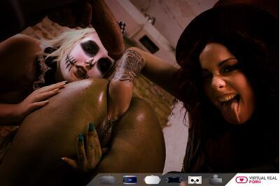 Dolls Kill - Alessa Savage, Kiki Minaj, Lovita Fate - VR Porn - Image 4
