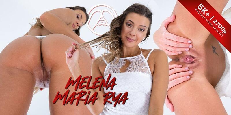Melena's Pussy feat. Melena Maria Rya - VR Porn Video
