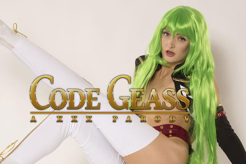 Code Geass A XXX Parody feat. Zoe Sparx - VR Porn Video